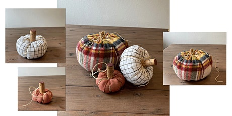 Upcycled Pumpkin DIY Class tickets