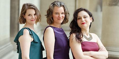 Jade Piano Trio (Sun, Oct 10 @ 7:30 PM ET -  Oct 16) tickets