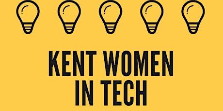 Kent Women in Tech hosts I am Remarkable tickets