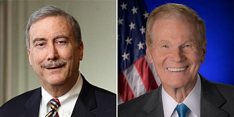 A Conversation on the Politics of Space with  Bill Nelson & Larry J. Sabato tickets