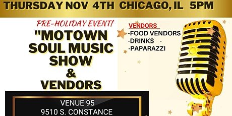 Motown and Soul Music Show - Chicago tickets
