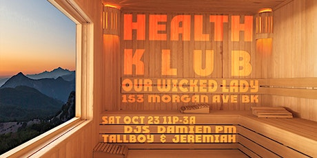 Rooftop DJ Party! with Health Klub tickets