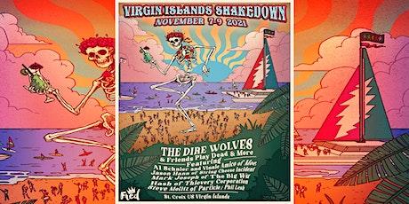 Virgin Islands Shakedown tickets