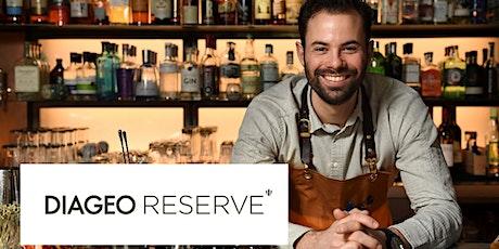 Diageo Reserve Tasting with Max Borrowman tickets