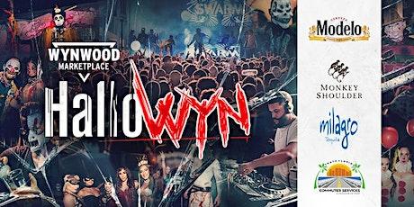 FREE HalloWYN 2021- Wynwood Halloween Block Party tickets