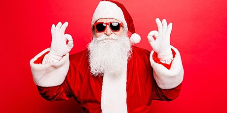 P&O Ferries Presents Dine with Santa tickets