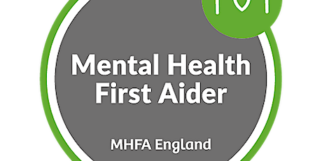 Mental Health First Aider with Anne-Louise Pemberton tickets