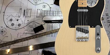 Build Your Own Electric Guitar Workshop billets