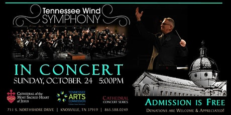 Cathedral Concert: Tennessee Wind Symphony tickets