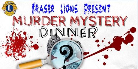 Murder Mystery Dinner - 50s Prom Theme tickets