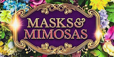 Joie de Vivre Brunch: Masks & Mimosas tickets