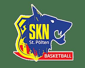 Cup SKN St. Pölten Basketball gegen Flyers Wels Tickets