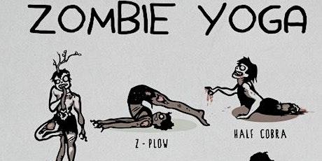 Twist & Taste Yoga for Zombies tickets