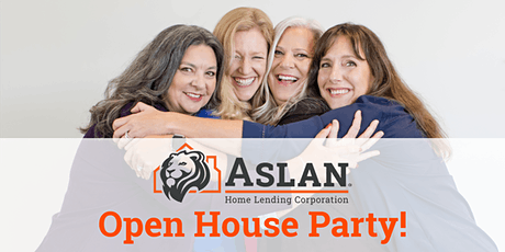 Aslan  Open House Party tickets