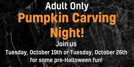 Pumpkin Carving Night at Unified Beerworks! tickets
