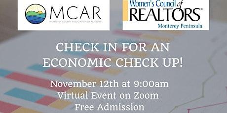 Economic Check Up With C.A.R Chief Economist, Jordon Levine! billets