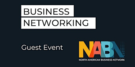 Business Networking with the North American Business Network - CALGARY tickets