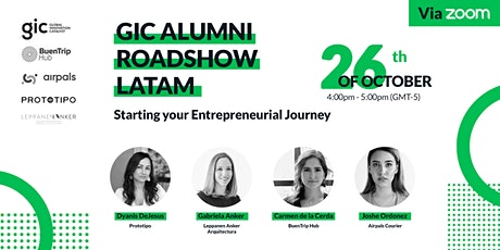 Starting your Entrepreneurial Journey tickets