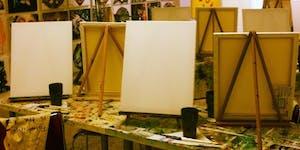 Pop-up Paint party 10/31