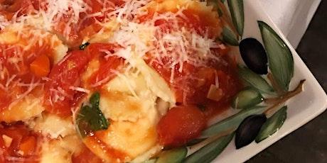 Sat. Night Nov. 6th-Pasta Making-Sausage Raviolis-Soule' Studio tickets