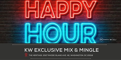 KW Mix & Mingle Happy Hour tickets