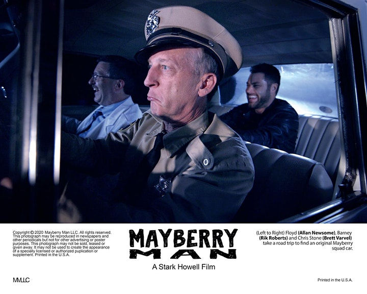 Mayberry Man image