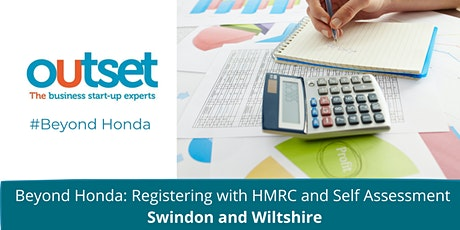 Beyond Honda: Registering with HMRC for Self Assessment. tickets