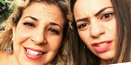 Liz Miele/Maria Shehata Stand-up show + Live recording of 2 Non Doctors tickets