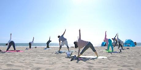 Beach Yoga at Redondo Lifeguard E tickets