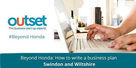 Beyond Honda: Business Planning- How to write a business plan tickets