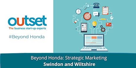 Beyond Honda: Strategic Marketing tickets