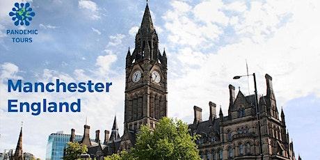 Manchester Free Walking Tour - Pandemic Tours tickets