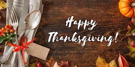 Thanksgiving at Benjamin Franklin House tickets