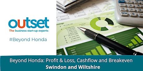 Beyond Honda: Profit & Loss, Balance Sheet and Cashflow tickets