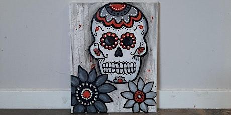 Sugar Skull Paint Night tickets