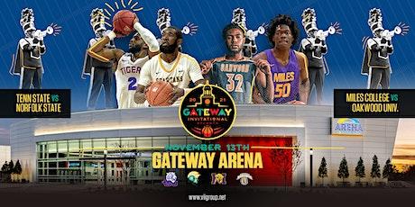 Gateway Invitational HBCU Basketball Showcase tickets