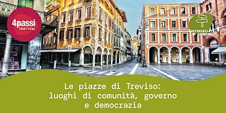 4passiFestival | Le piazze di Treviso biglietti