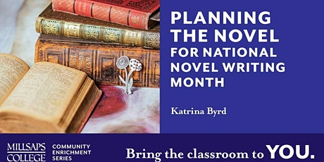 PLANNING THE NOVEL for National Novel Writing Month tickets