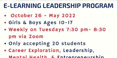 E-Learning Leadership Program tickets