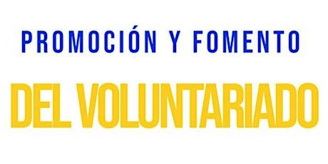 Asociación Frasco de Alabastro-Celebración del Día del Voluntariado entradas