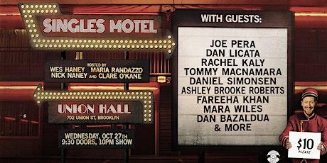 Singles Motel tickets