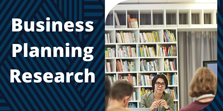 Business Planning Research tickets