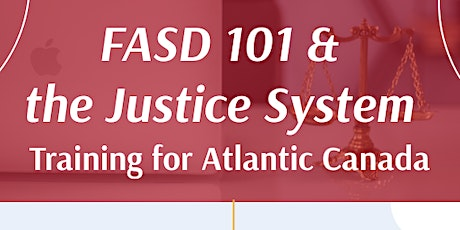 FASD 101 & the Justice System Training tickets