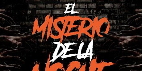 Halloween Party La Klave Ny Vagabund2 Dj Nanchito Misterio De La Noche tickets