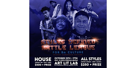 "SD Battle League : ""Spooky Clubhouse"" tickets"