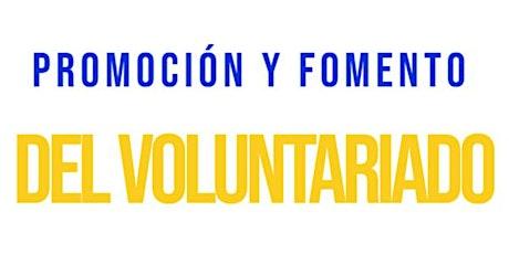 Jonatán Pozo-Celebración del Día del Voluntariado entradas