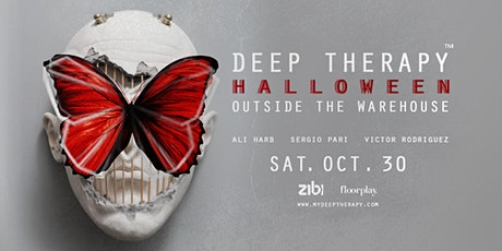 Deep Therapy : Halloween Outside The Warehouse tickets