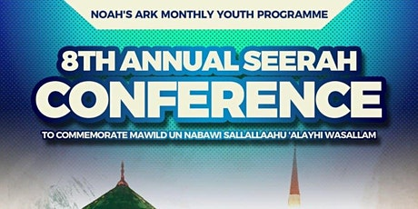 8th Annual Seerah Conference English & Urdu tickets