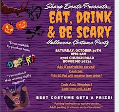 """2021"" DMV Costume/Halloween Party tickets"