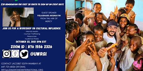 YVHTPP- WORKSHOP ON CULTURAL INFLUENCE tickets